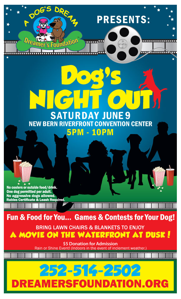 Dogs Nite Out June 9th 2012